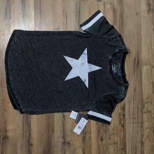 Grey Star Shirt